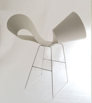 nike2007 chair, hiroki takada, furniture