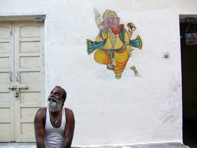 christopher bettig, udaipur,murals-book