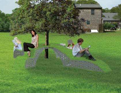 lawnscape by sam gensberg