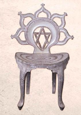 mandala chair