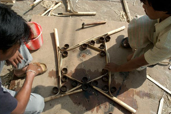 truss-me making
