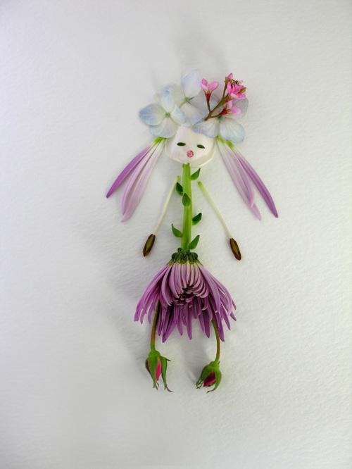 flower girl Lizette