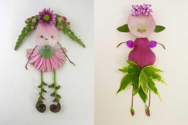 blossom buddies by elsa mora