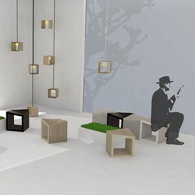 lamp by tabanda