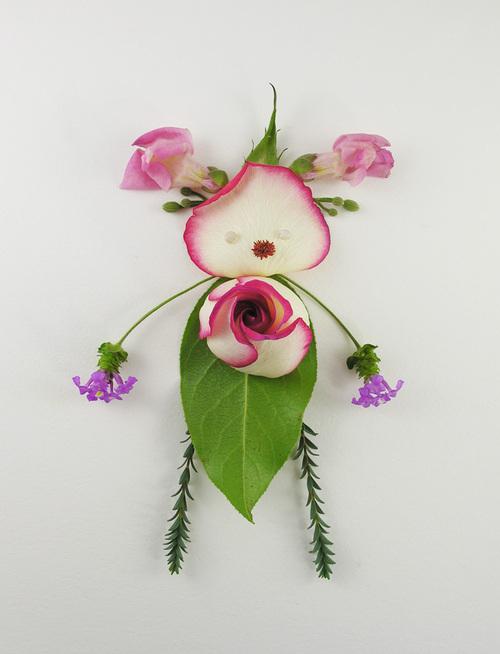 flower girl by elsa mora