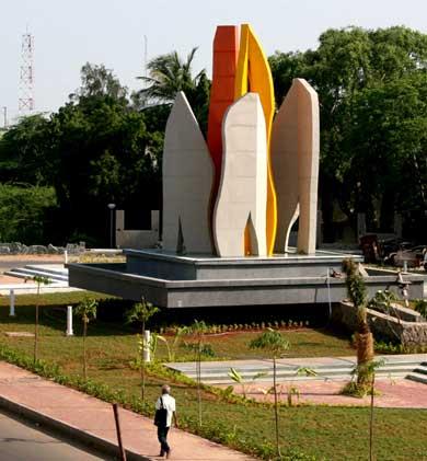 sculpture dashrath patel