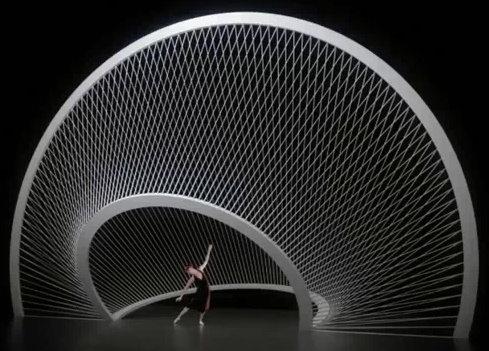 dance stage design