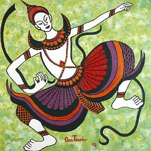 Prince of dance