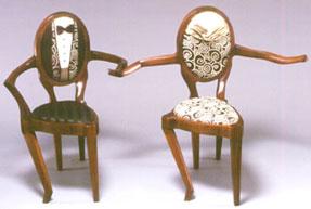 dancing chairs