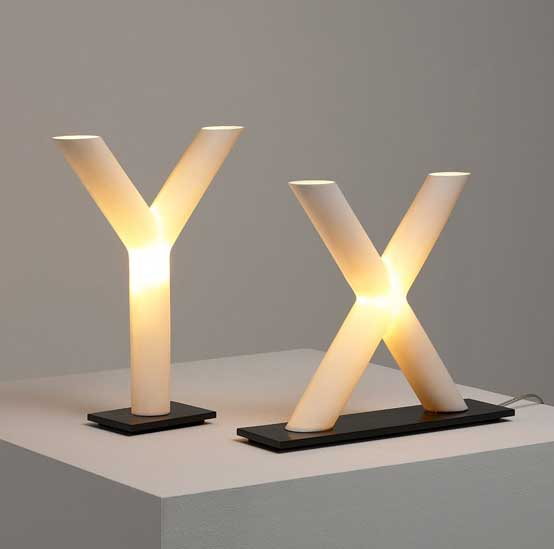 xy table lamps