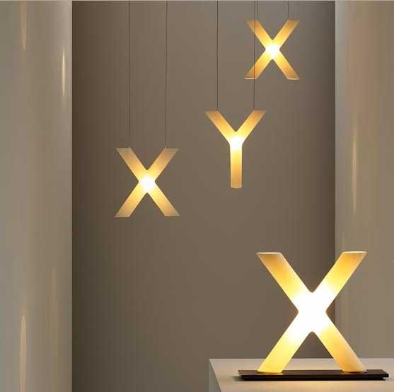 xy porcelain lights