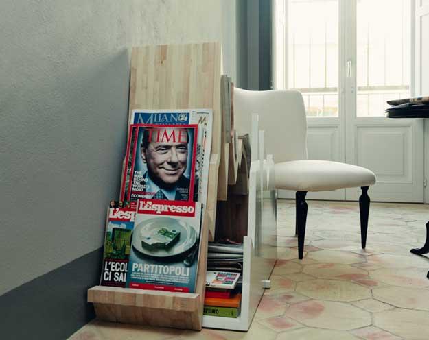 spread 10y magazine holder