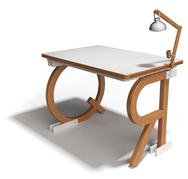 typo work desk