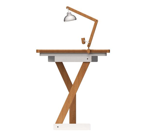 work desk by Liviu Avasiloiei